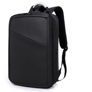 Barber Backpack 2 side angle