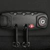 Barber Backpack buit in lock