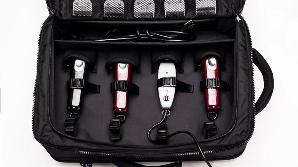 Barber Backpack Internal Clipper Section