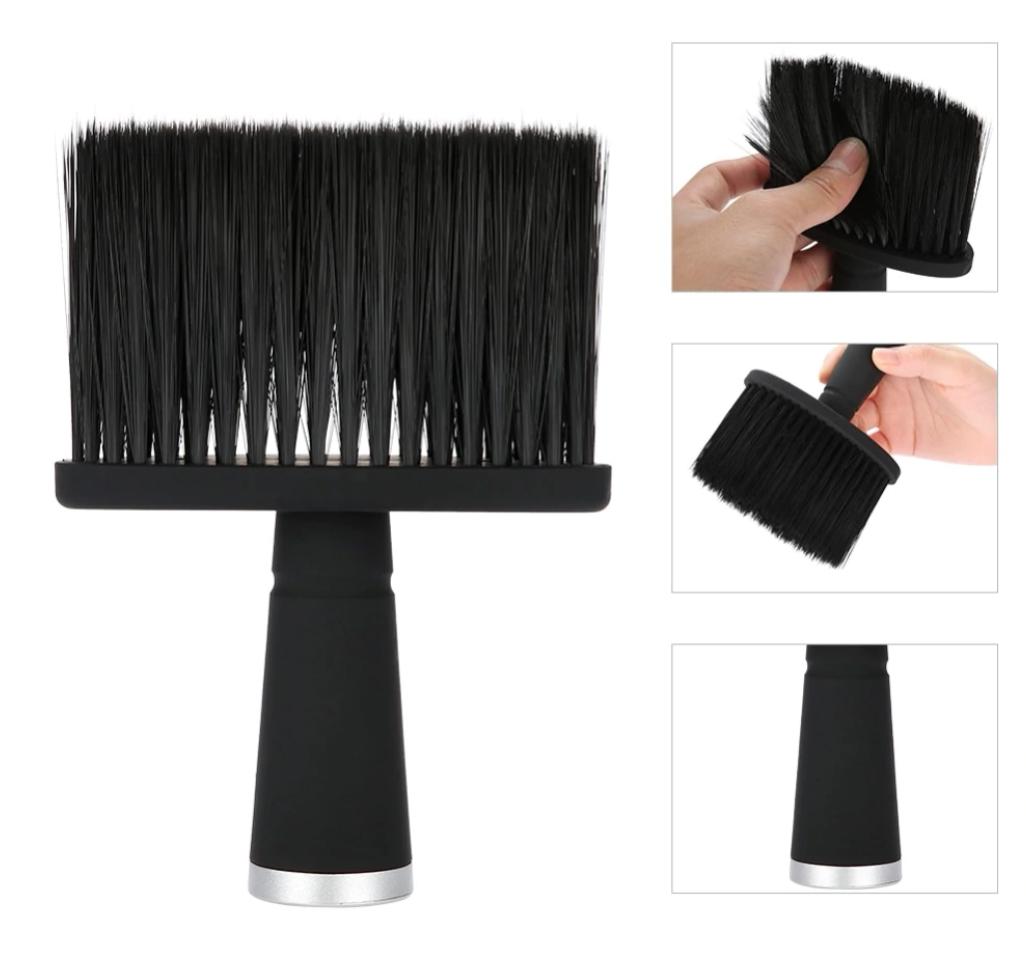 Barber Backpack neck brush
