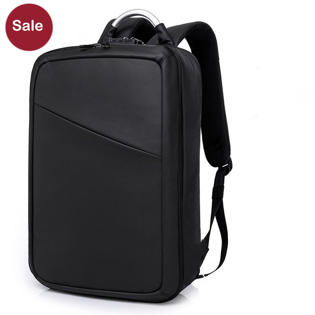 SALE - Barber Backpack 2 side angle
