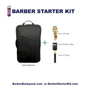 Barber Starter Kit
