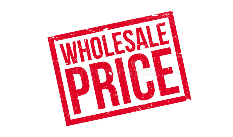Wholeslae pricing