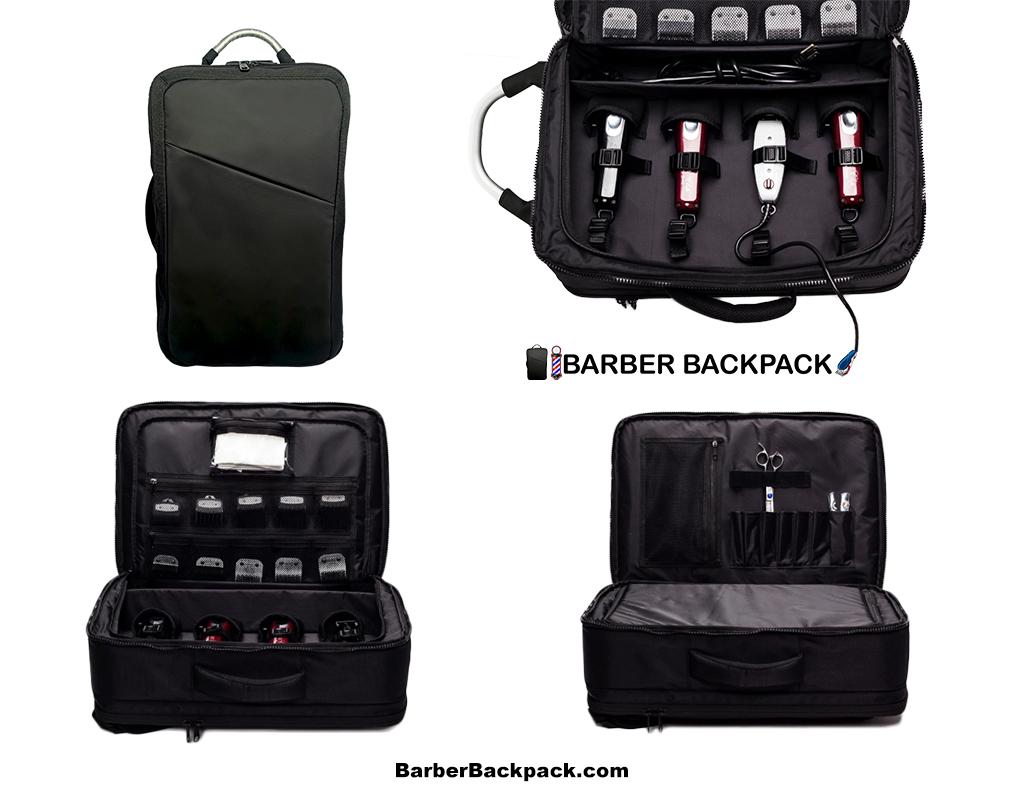 Barber Backpack - the best barber backpack