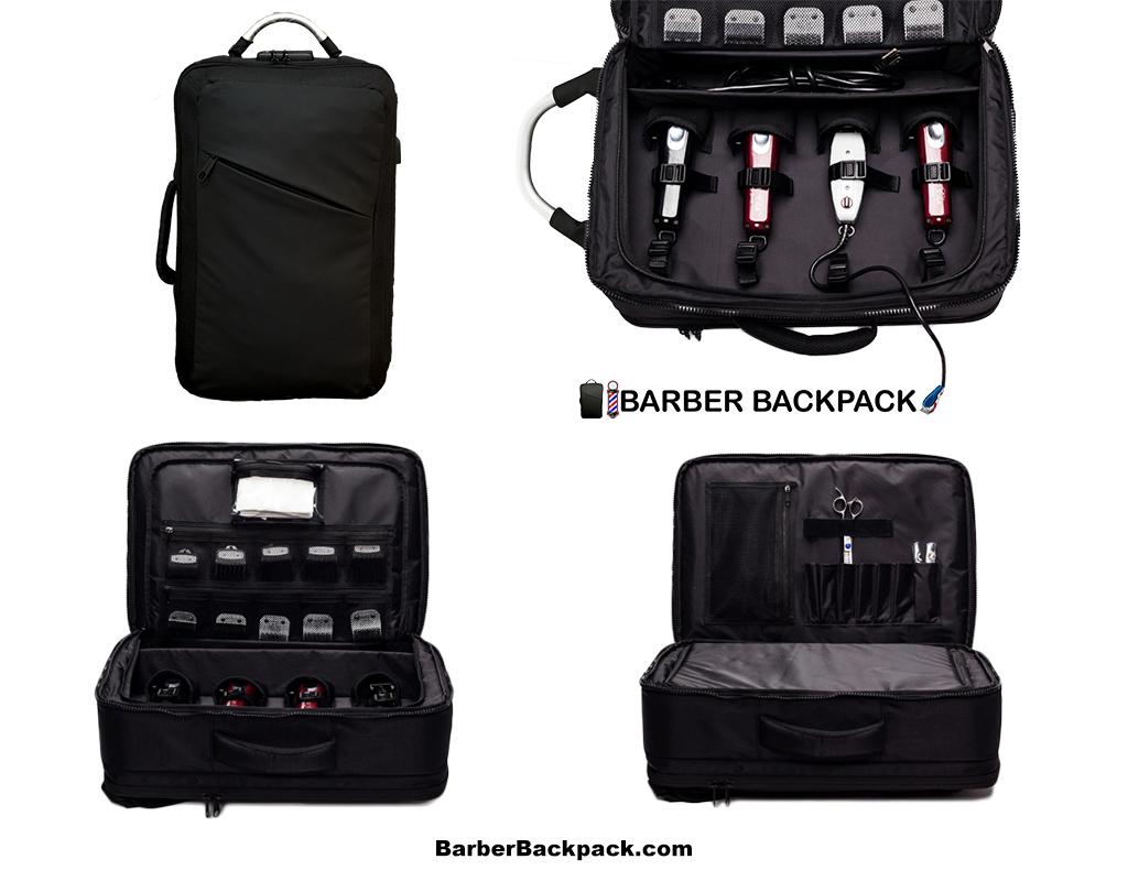 Master Barber Backpack - Barber Bag advertisement